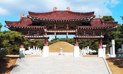 世界文化遺産登録 平壌の遺跡・史跡巡り