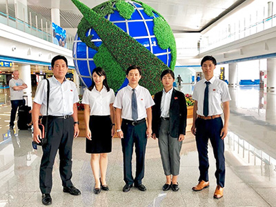 訪朝日記 「アジア大会2018」に参加するための平壌強化合宿に行ってきました