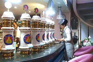 大同江ビールは種類も豊富