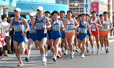 No.010 平壌マラソンに『6.15共同宣言実践 南側委員会 慶南本部』が代表団派遣決定