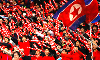 2022年サッカーW杯カタール大会アジア第2次予選 朝鮮対南朝鮮 観戦モデルプラン