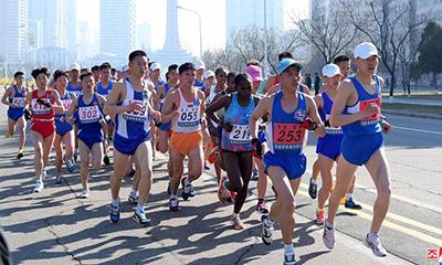第31回「万景台賞」国際マラソン競技大会