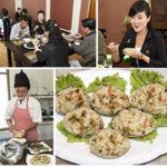 ≪中外ニュース≫ 江原道の新特産料理「元山貝ごはん」