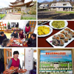 ≪中外ニュース≫ 朝鮮で唯一、民泊できる七宝山の宿